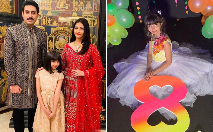 As Aaradhya Turns 8, Aishwarya Rai Bachchan Shares Two Heart Warming Photos From Her Birthday Party
