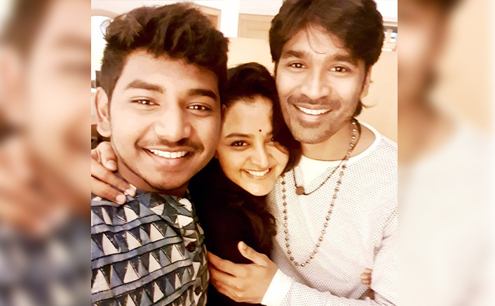 Asuran Reunion: Manju Warrier Shares A Selfie With Dhanush & Ken Karunaas