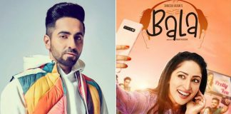 Ayushmann all praises for Yami's class act in Bala