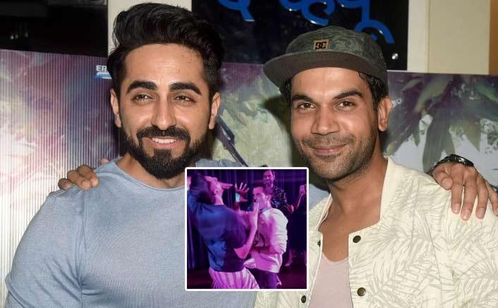 Ayushmann Khurrana & Rajkummar Rao Dancing On Bashah's Just Nacho Is Defining BROMANCE All Over Again