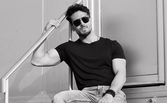 Baaghi 3: Tiger Shroff Poses In A Picture With Director Ahmed Khan & Producer Sajid Nadiawala