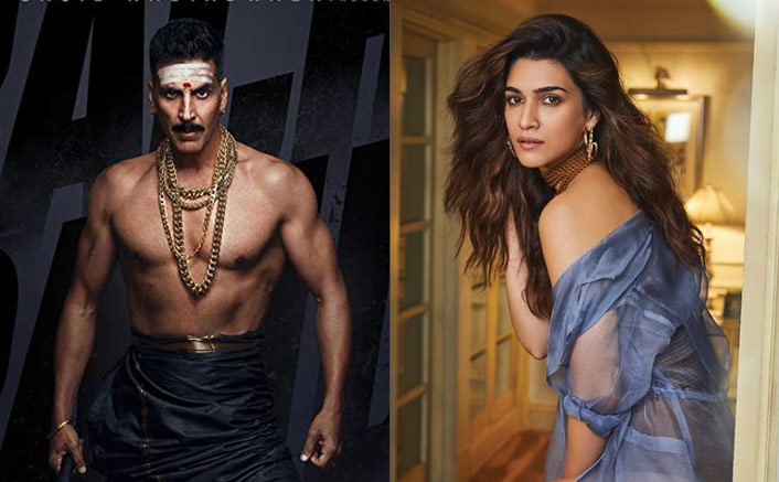 Bachchan Pandey: Kriti Sanon CONFIRMS Playing Akshay Kumar's Leading Lady
