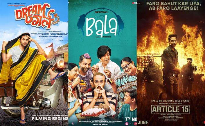 Bala Box Office: Ayushmann Khurrana's 3rd Movie In The Most Profitable List Of 2019