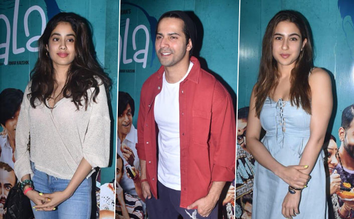 Bala Special Screening: From Varun Dhawan To Sara Ali Khan; B-Town Celebs Are All Praises For This Ayushmann Khurrana & Bhumi Pednekar Starrer!