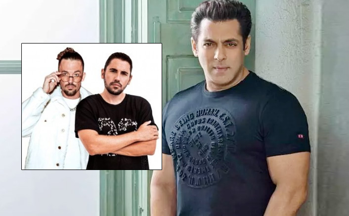 Belgian DJ duo Dimitri Vegas & Like Mike want to work with Salman Khan