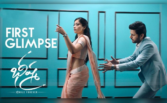 Bheeshma First Glimpse: Nithiin Just Can't Stop Himself From Getting Drawn To Rashmika Mandanna