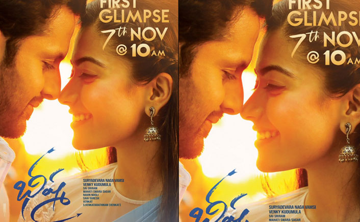 Bheeshma: First Glimpse Of Nithiin-Rashmika Mandanna's Romantic Drama To Be Out Tomorrow