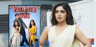 "Bhumi Pednekar: ""Pati Patni Aur Woh Is Not A Sexist Film"" - Watch Video"