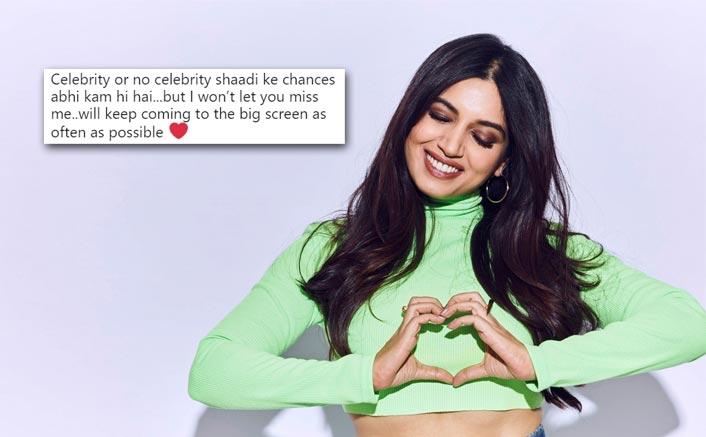 Bhumi Pednekar Replies A Fan Marriage Proposal Sweetly, Wins Hearts