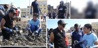 Bhumi teams up with climate activist Afroz Shah for beach conservation!