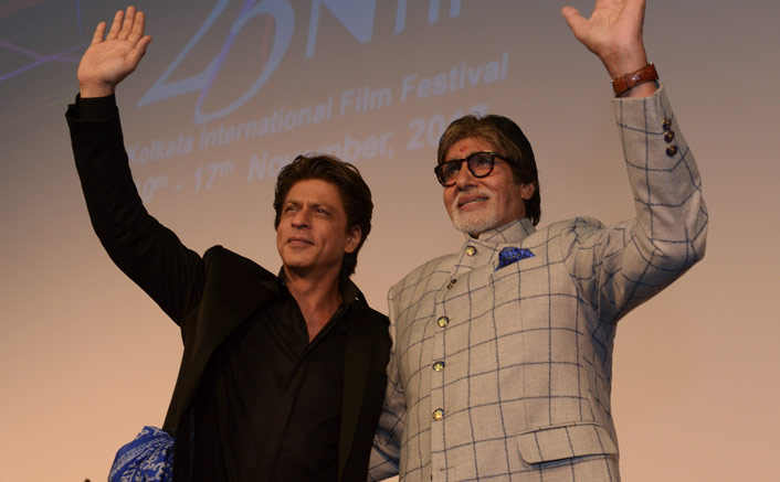 Big B, SRK at KIFF opening, Ray's 'Goopy Gayen..' to be shown