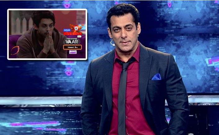 Bigg Boss 13: Salman Khan LASHES Out At Sidharth Shukla For His Violent Tone!