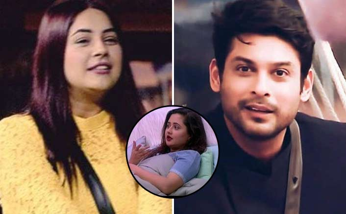 Bigg Boss 13: Shehnaz Gill Teases Sidharth Shukla About His 'Hidden Love Affair' With Rashami Desai