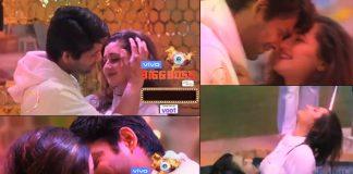 Bigg Boss 13: Sidharth Shukla & Rashami Desai Almost KISS, Get Sensous In The House; Watch Video