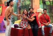 'Bigg Boss 13': Vishal cross-dresses as Paras' 'mausi'