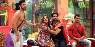 'Bigg Boss 13': Vishal cross-dresses as Paras' 'mausi'