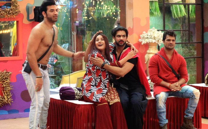 Bigg Boss 13: Vishal Aditya Singh Cross-Dressed As 'Paras Mausi' Is Too Much Fun!