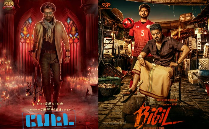 Bigil Box Office: Thalapathy Vijay Conquers Overseas Market For 2019 By Knocking Down Rajinikanth