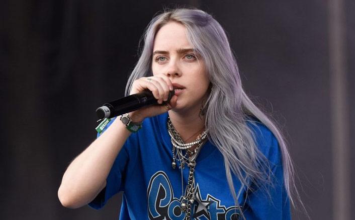 Billie Eilish haunted by pressure to record second album