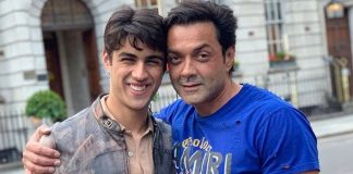 Bobby Deol Reveals If His Son Aryaman Will Make An Entry Into Bollywood Or Not