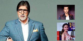 Brahamstra: Amitabh Bachchan Joins Ranbir Kapoor & Alia Bhatt For The Climax Shoot In Manali