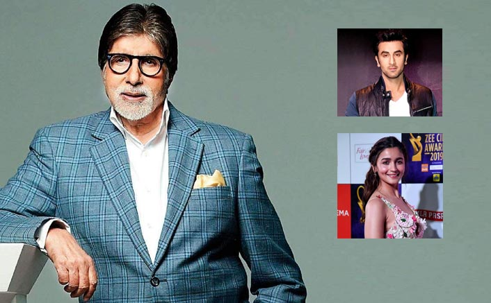 Brahamstra: Amitabh Bachchan Joins Ranbir Kapoor & Alia Bhatt For The Climax Shoot In Manali