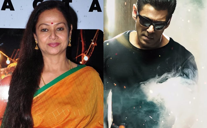 Salman Khan Finds His 'Maa' In Zarina Wahab For Radhe: Your Most Wanted Bhai