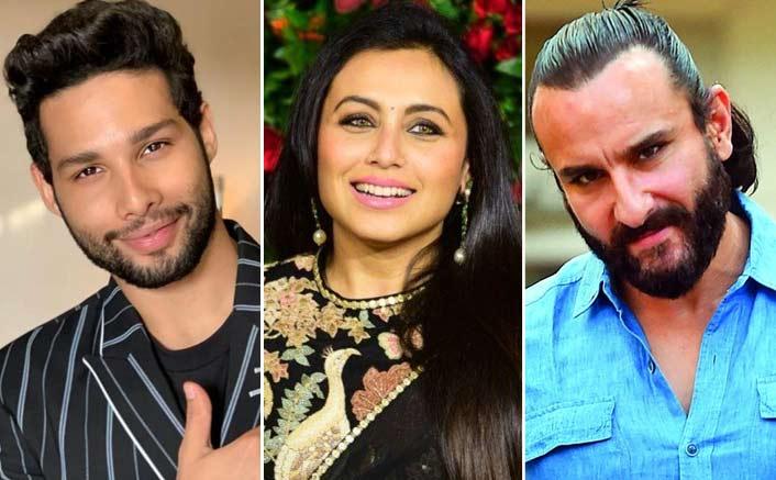 Bunty Aur Babli 2: Saif Ali Khan To Join Rani Mukerji & Siddhant Chaturvedi In Their Con Plans?