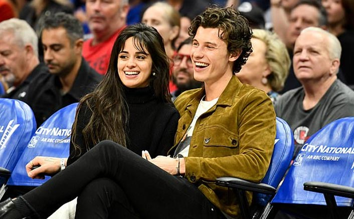 Camila Cabello Has A Super Cheesy Response On Being Asked About A Collab With Beau Shawn Mendes After Senorita