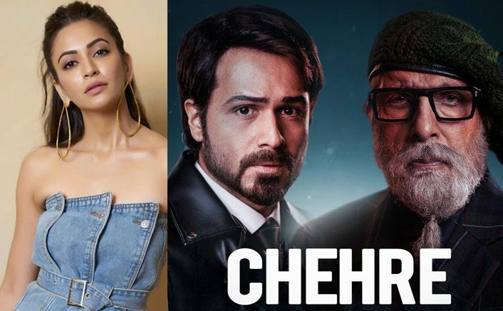 Chehre: CONFIRMED! Kriti Kharbanda OUT Of Amitabh Bachchan Starrer