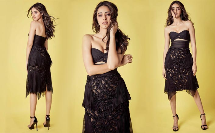 Ananya Panday's Latest Look Is A Perfect Combo Of HOT & Cool!