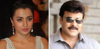 Chiru152: Trisha Krishnan As Leading Lady Opposite Chiranjeevi In His Next Action Drama