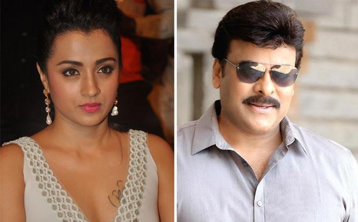 Chiru152: Trisha Krishnan As Leading Lady Opposite Chiranjeevi In His Next Action Drama