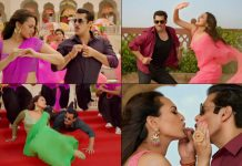 Chulbul and his 'sexy' Rajjo Pandey's Dabangg romance gets a naughty twist, 'Yu Karke'!