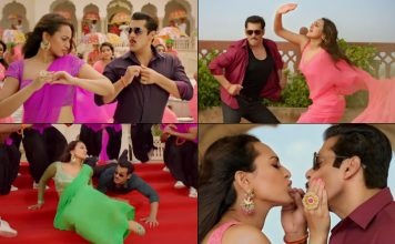 Chulbul and his 'sexy' Rajjo Pandey's Dabangg romance gets a naughty twist, 'Yu Karke'!
