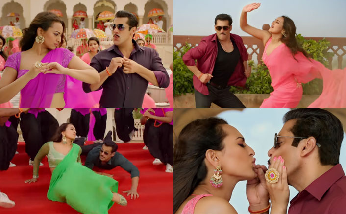 Yu Karke From Dabangg 3: Salman Khan's Quirky Steps & Sonakshi Sinha's Appeal Add Up To The Heat!