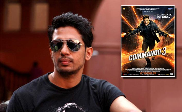Commando 3 Actor Gulshan Devaiah Doesn't Have A Stylist & The Reason Is Legit