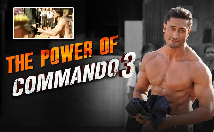 Commando 3: Vidyut Jammwal's Entry Scene Where A Pehelwaan Lifts A Girl's Skirt Leave The Netizens Angry