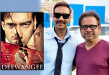 CONFIRMED! Ajay Devgn & Anees Bazmee Reunite For The Remake Of 2002 Thriller Deewangee
