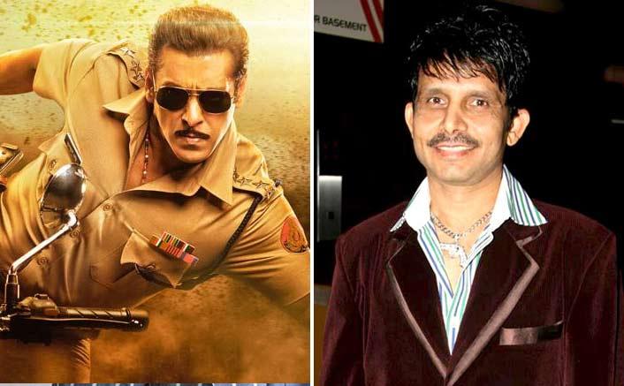 Dabangg 3: Self-Proclaimed Critic KRK Calls This Salman Khan Starrer A SUPER FLOP!