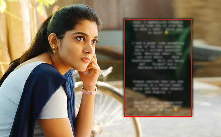 Darbar Actress Nivetha Thomas Asked If She's Virgin On A Chat Session & She Gives It Back