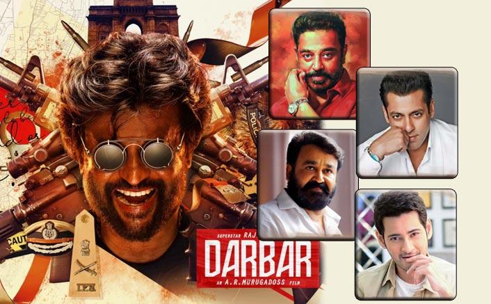 Darbar Update: Kamal Haasan, Mohanlal, Mahesh Babu & Salman Khan To Unveil The Motion Poster Of Rajinikanth's Action Drama