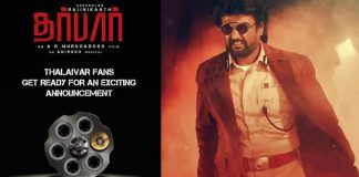 Darbar Update: Makers Of Rajinikanth's Action Thriller To Make A Special Announcement Soon