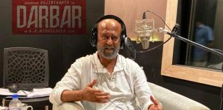 Darbar Update: Rajinikanth Starts Dubbing For His Character Aditya Arunasalam From The Action Thriller