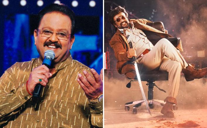 Darbar Update: SP Balasubrahmanyam To Croon Rajinikanth's Entrance Song In His Action Thriller