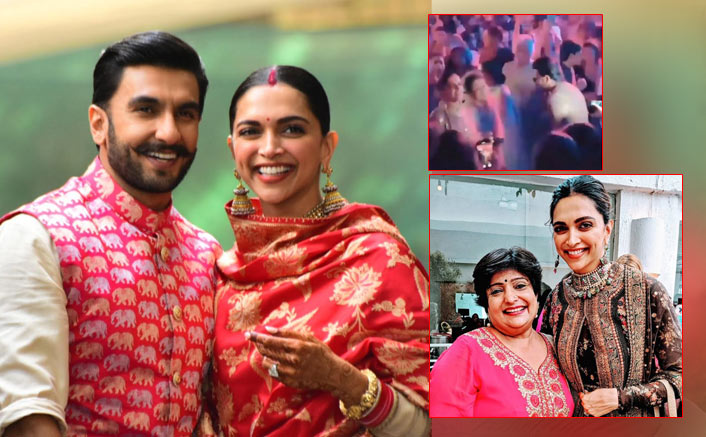 Deepika Padukone & Ranveer Singh Dance Their Hearts Out At A Friends Wedding – Pics & Videoe Inside