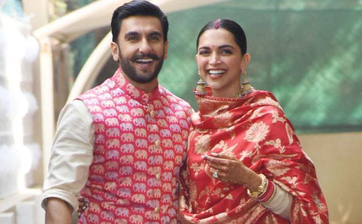 Deepika Padukone - Ranveer Singh Plan To Celebrate Their First Wedding Anniversary THIS Way