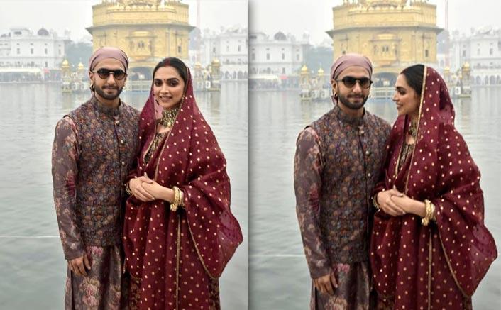 DeepVeer Anniversary: Deepika Padukone-Ranveer Singh Look Eternal As They Visit The Golden Temple