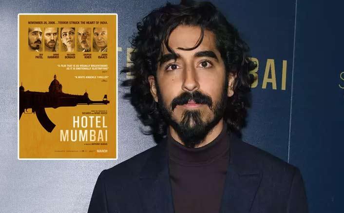 Dev Patel traumatised after shoot of 'Hotel Mumbai'