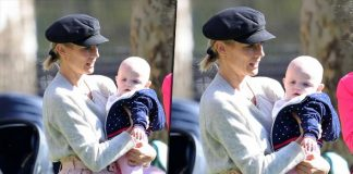 Diane Kruger is 'thankful' to have daughter in her life